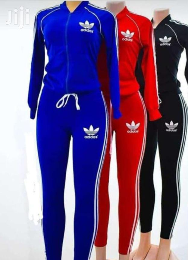 Adidas Lady Sport Tracksuit | Clothing for sale in Nairobi Central, Nairobi, Kenya
