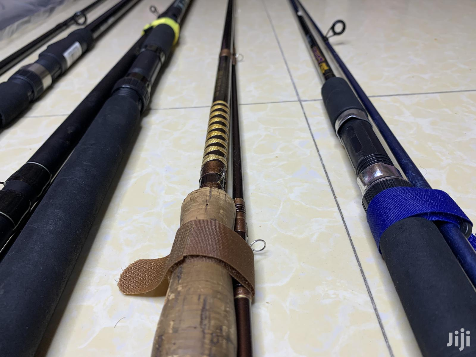 Archive: Vintage Tubular Fiber Fishing Rod