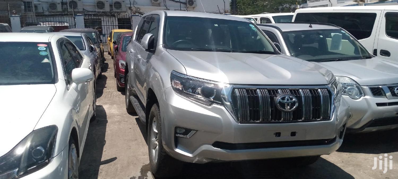 Toyota Land Cruiser Prado 2013 Silver | Cars for sale in Mvita, Mombasa, Kenya
