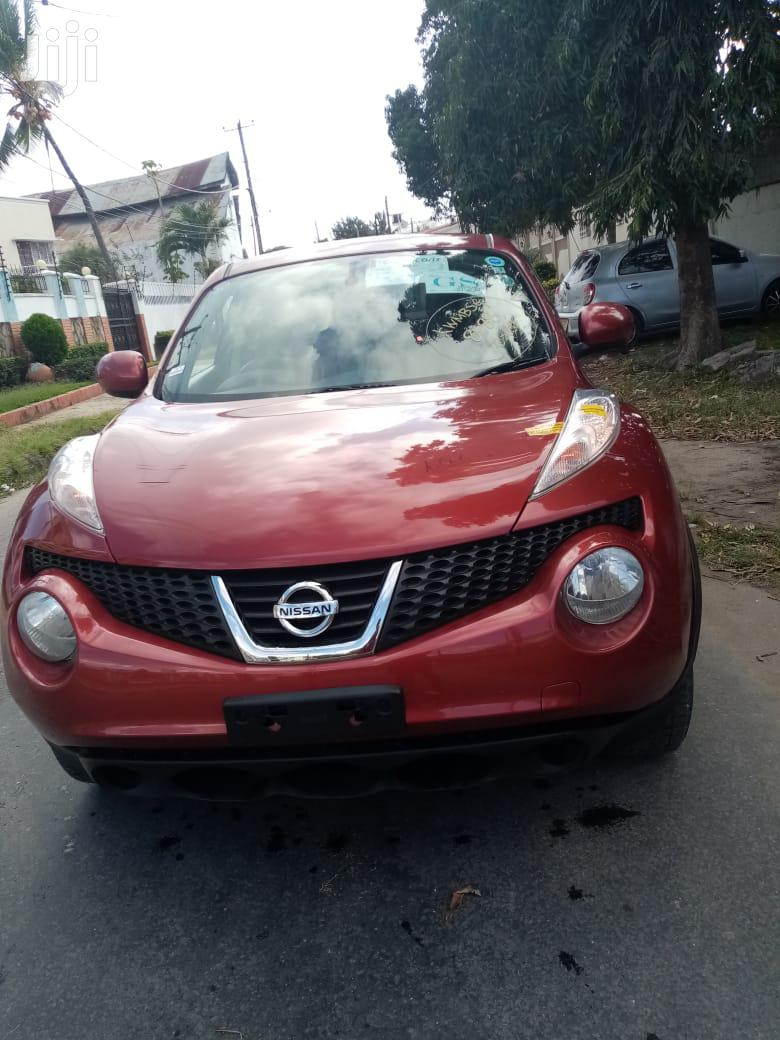 Nissan Juke 2013 Red | Cars for sale in Mvita, Mombasa, Kenya