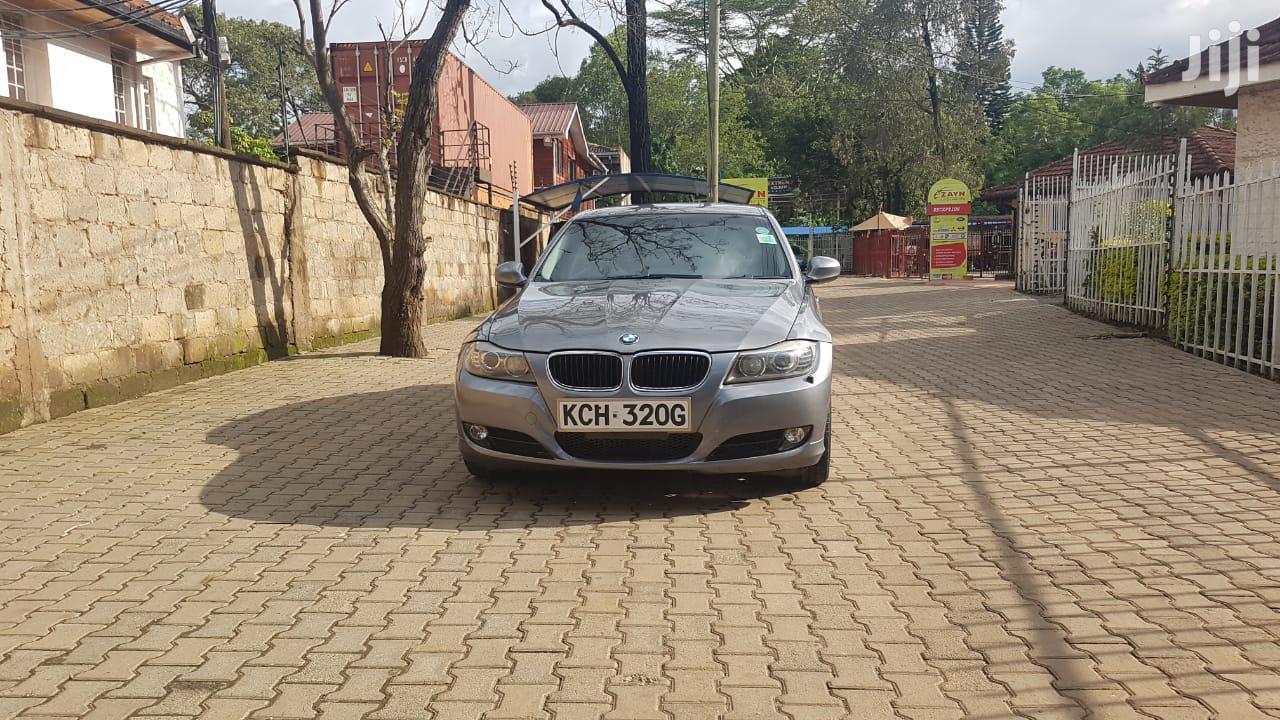 BMW 320i 2009 Gray | Cars for sale in Lavington, Nairobi, Kenya