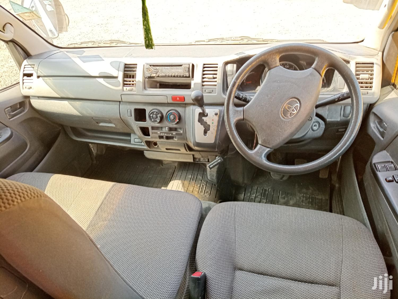 Toyota Hiace Box | Buses & Microbuses for sale in Kilimani, Nairobi, Kenya