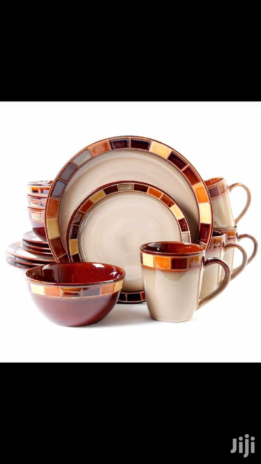24pc Ceramic Dinner Set/Dinner Set