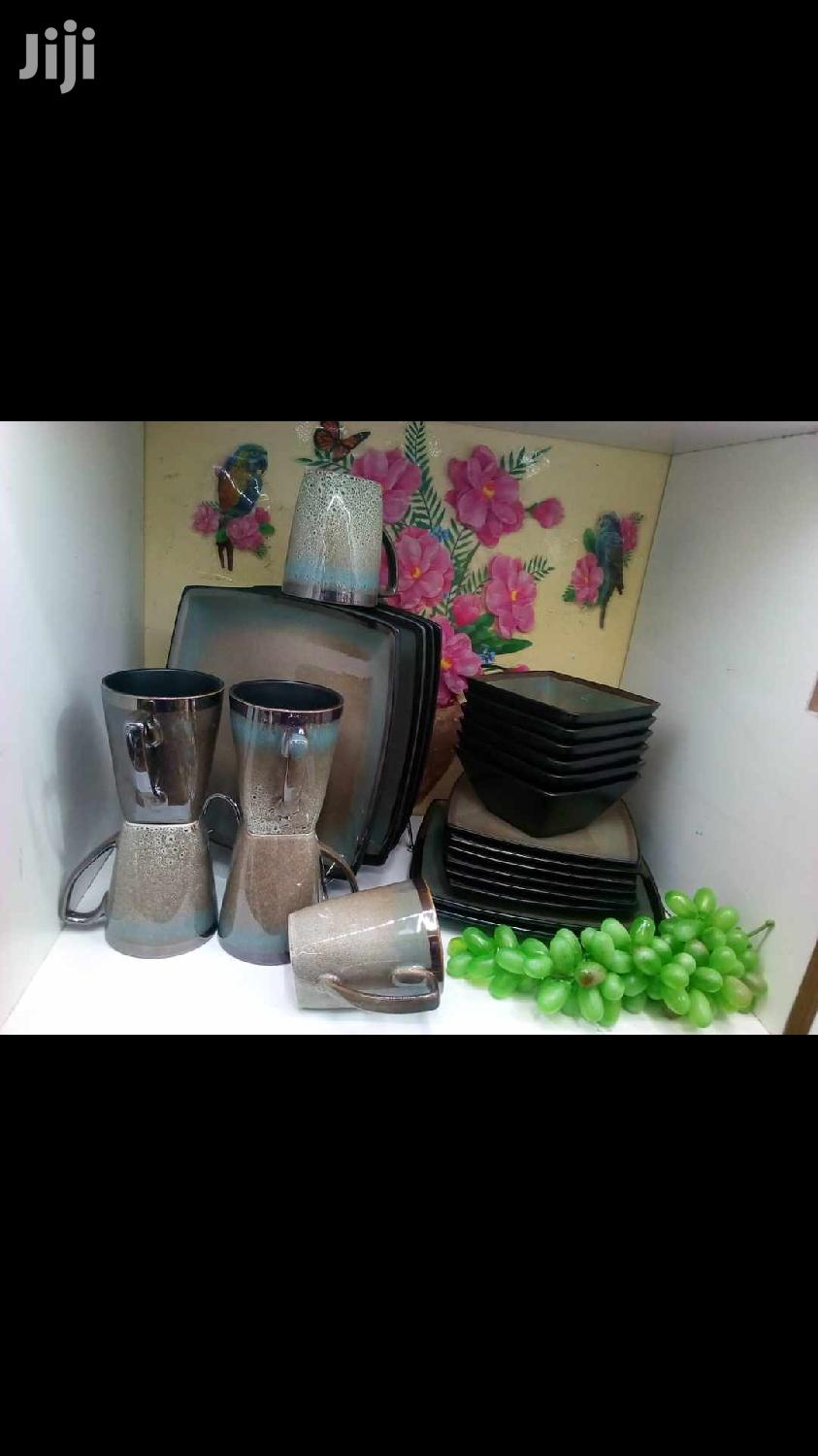 24pc Ceramic Dinner Set/Dinner Set | Kitchen & Dining for sale in Nairobi Central, Nairobi, Kenya