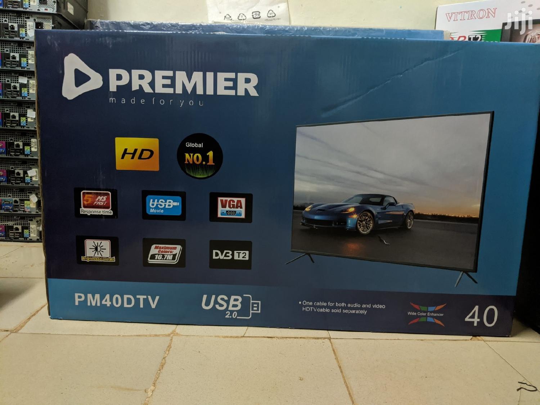"Premier, 40"" Tv"