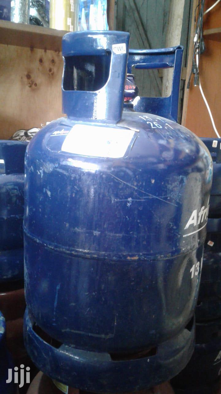 Afrigas 13kg ( Gas + Gas Cylinder)