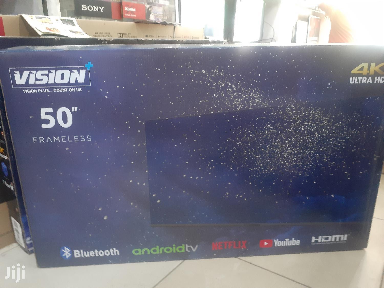 Vision Plus 50 Inch | TV & DVD Equipment for sale in Nairobi Central, Nairobi, Kenya