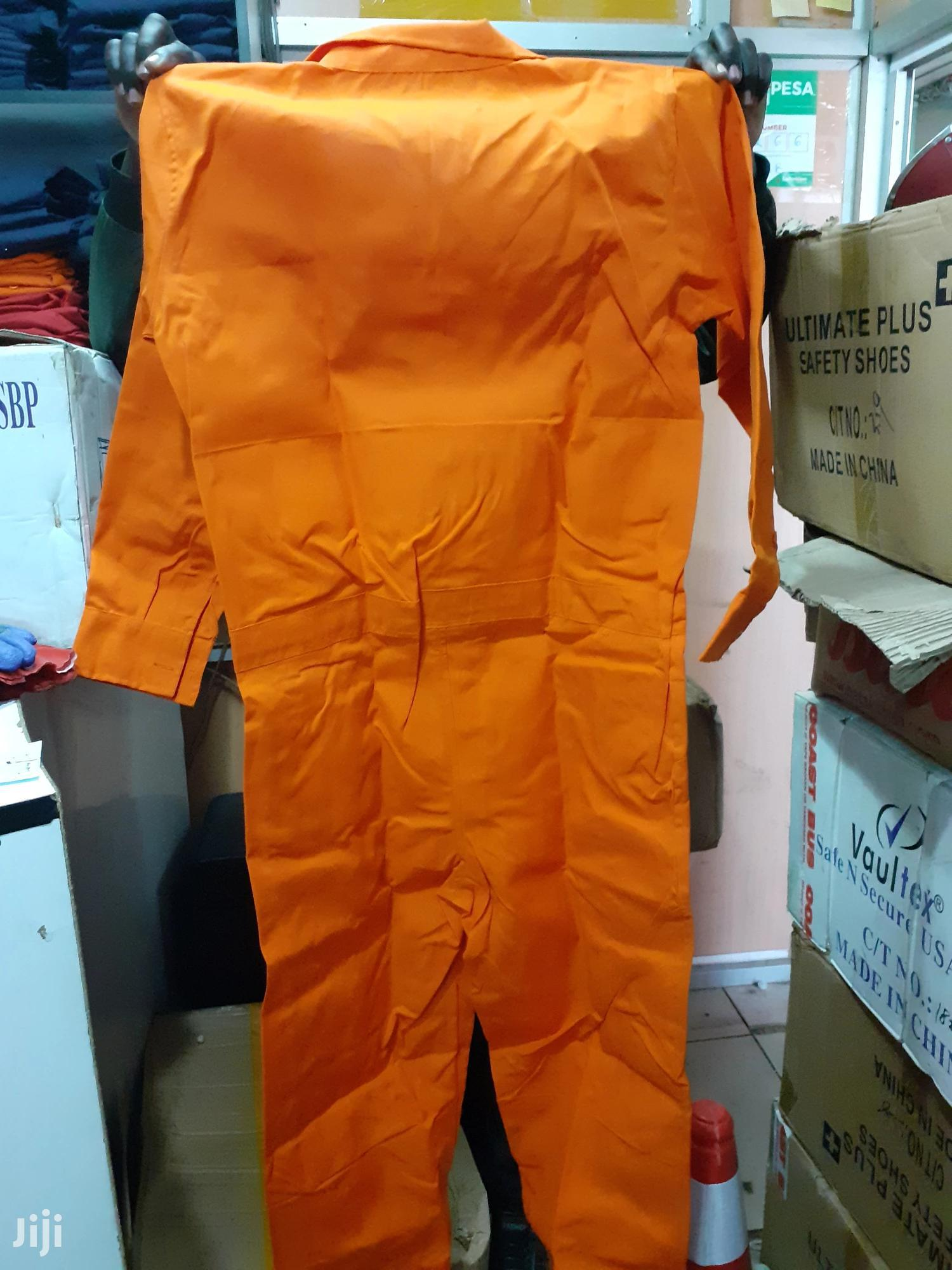 Heavy Duty Overalls