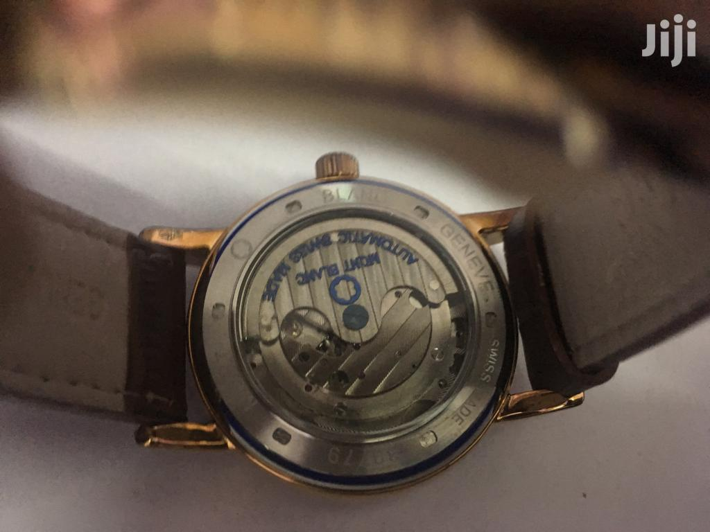 Archive: Montblanc Mechanical