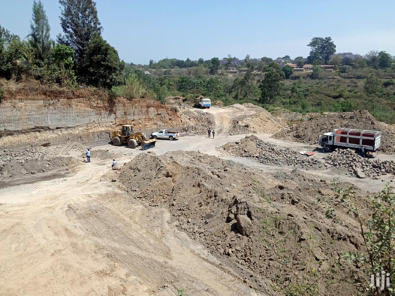Biulding Stone Mining Machine Cut Stone Land On Leasehold | Land & Plots for Rent for sale in Juja, Kiambu, Kenya