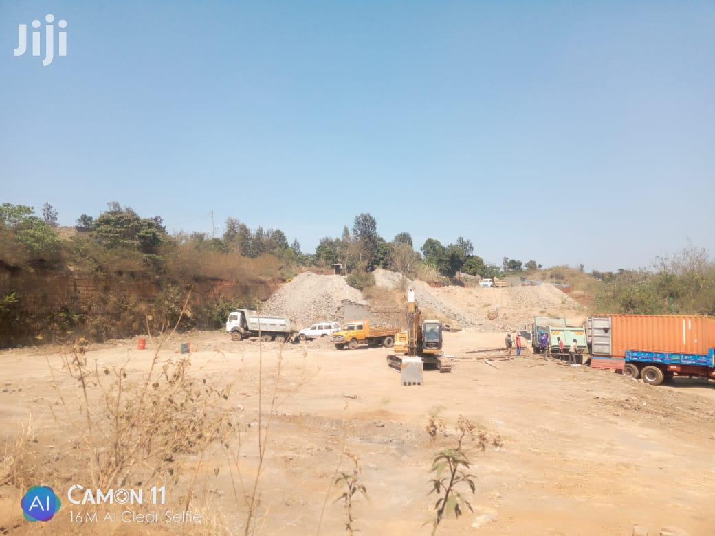 Biulding Stone Mining Machine Cut Stone Land On Leasehold