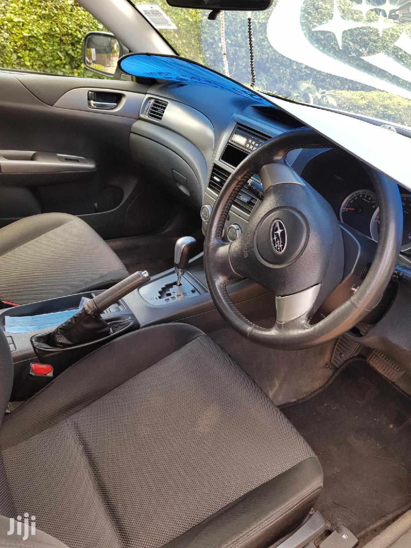 Archive: Subaru Impreza 2009 1.5 Silver