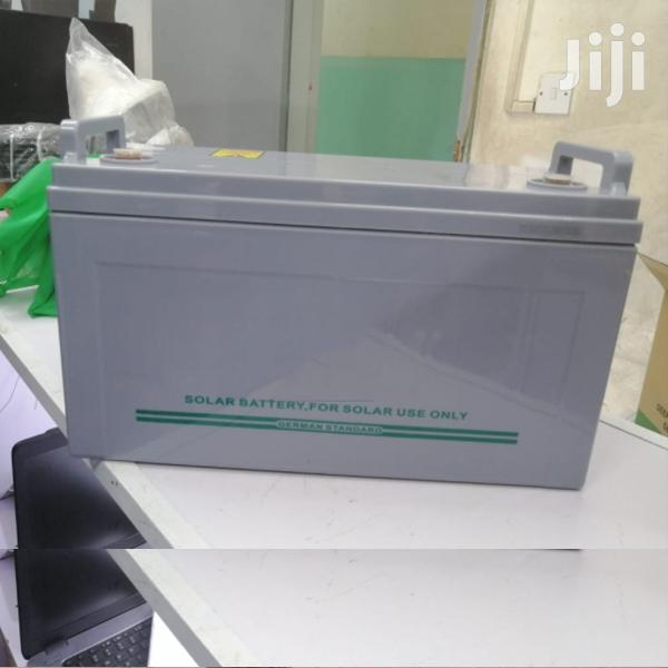 12V 100AH Deep Cycle Sealed Gel Solar Battery