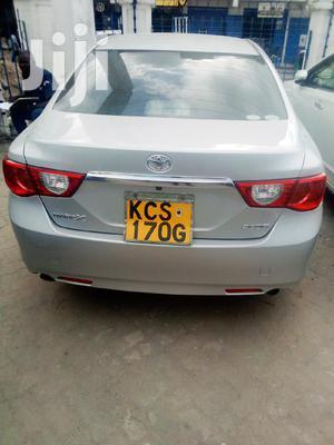 Toyota Mark X 2012 Silver | Cars for sale in Mombasa, Kisauni