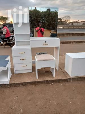Dressing Mirror And A Stull | Furniture for sale in Nairobi, Kahawa