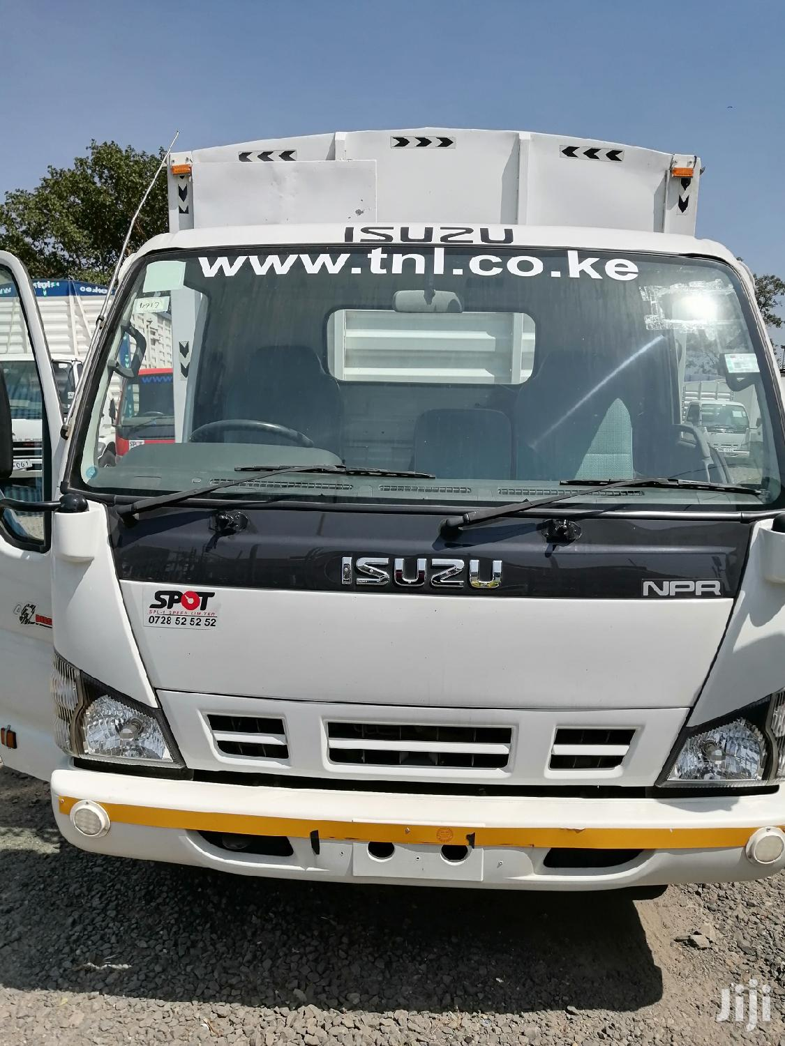 Archive: Isuzu NPR Available for Sale