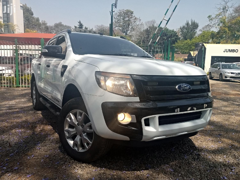 Ford Ranger 2013 White | Cars for sale in Kilimani, Nairobi, Kenya