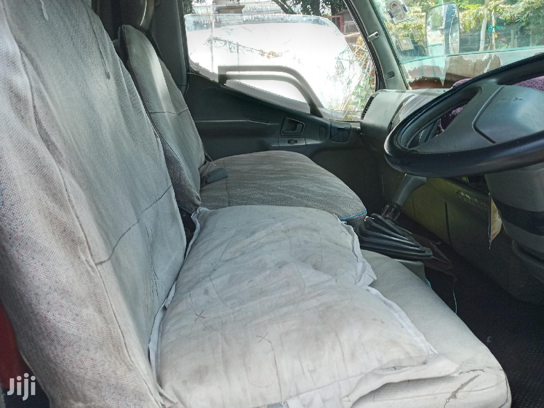 Archive: Mitsubishi Canter 4D 35 2009