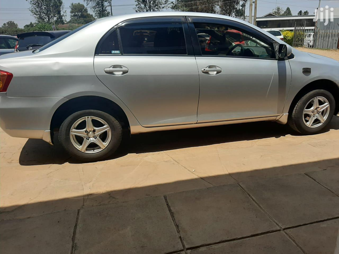Toyota Axio 2008 Silver | Cars for sale in Township E, Kiambu, Kenya