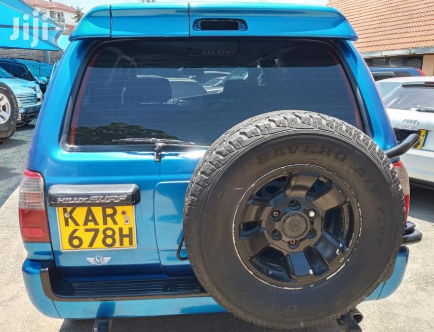 Toyota Hilux 1997 Blue | Cars for sale in Woodley/Kenyatta Golf Course, Nairobi, Kenya