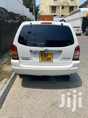 Mazda Tribute 2006 White | Cars for sale in Mombasa, Kisauni
