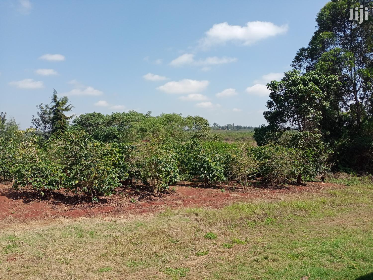 100acres JUJA ON Thika Superhighway Ideal 4 Subdivision, Dev