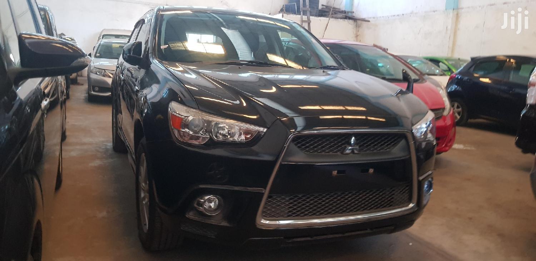 Mitsubishi RVR 2013 Black