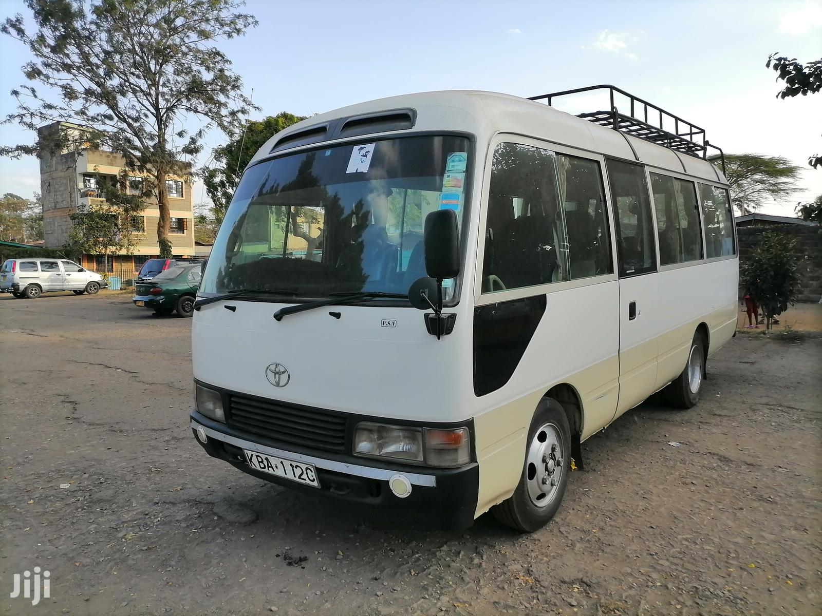 Archive: Toyota Coaster Bus Manual