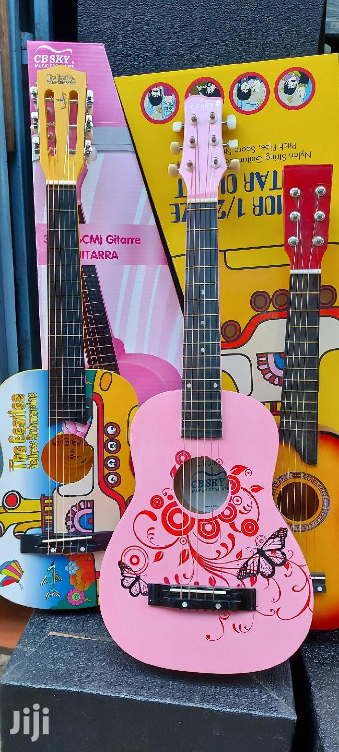 Spanish Junior Acoustic Box Guitar 34inches | Musical Instruments & Gear for sale in Nairobi Central, Nairobi, Kenya