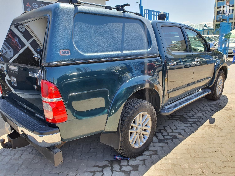 Toyota Hilux 2013 WORKMATE 4x4 Green | Cars for sale in Mvita, Mombasa, Kenya