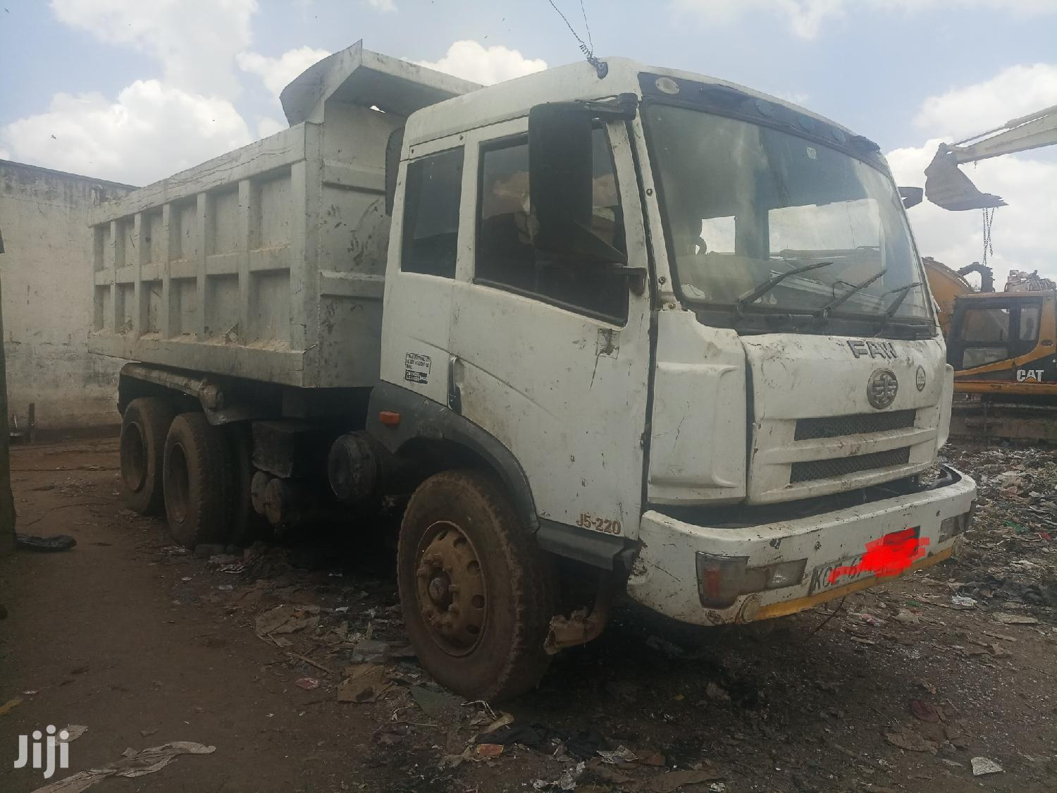 Faw Tipper Kce 2015 at 2.8M Neg | Trucks & Trailers for sale in Dandora Area I, Nairobi, Kenya