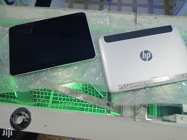 HP ElitePad 1000 G2 64 GB White   Tablets for sale in Nairobi Central, Nairobi, Kenya