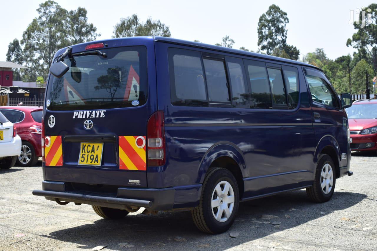 Toyota Hiace | Buses & Microbuses for sale in Ridgeways, Nairobi, Kenya