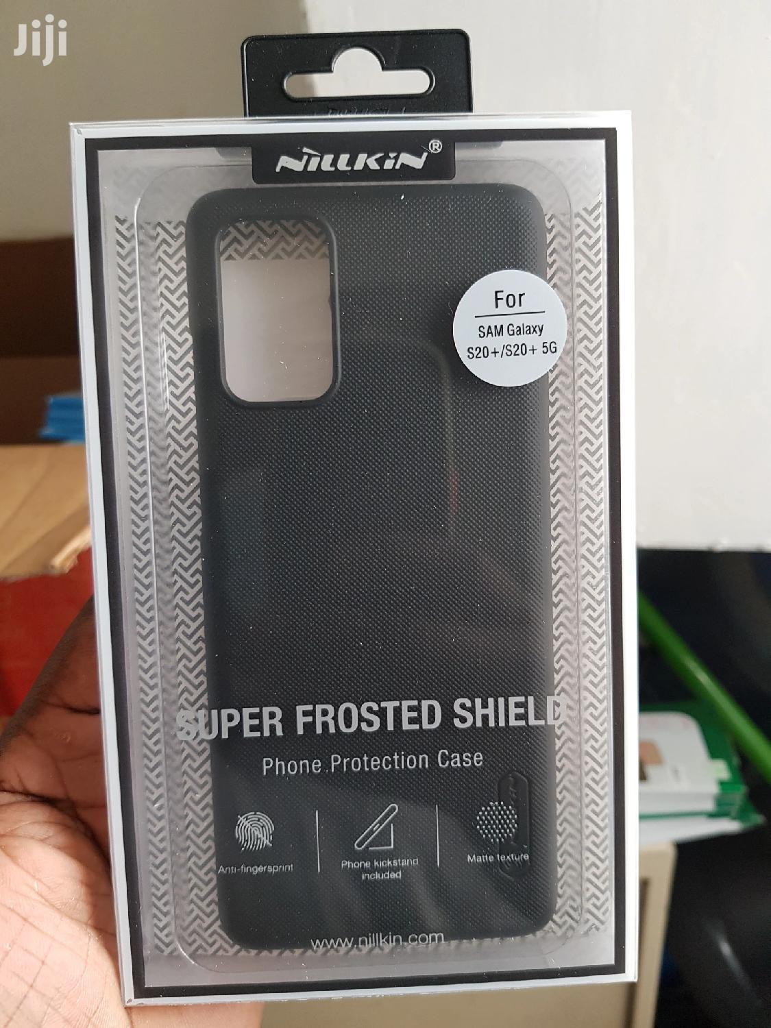 Archive: Nillkin Super Frosted Matte Case for Galaxy S20 Plus