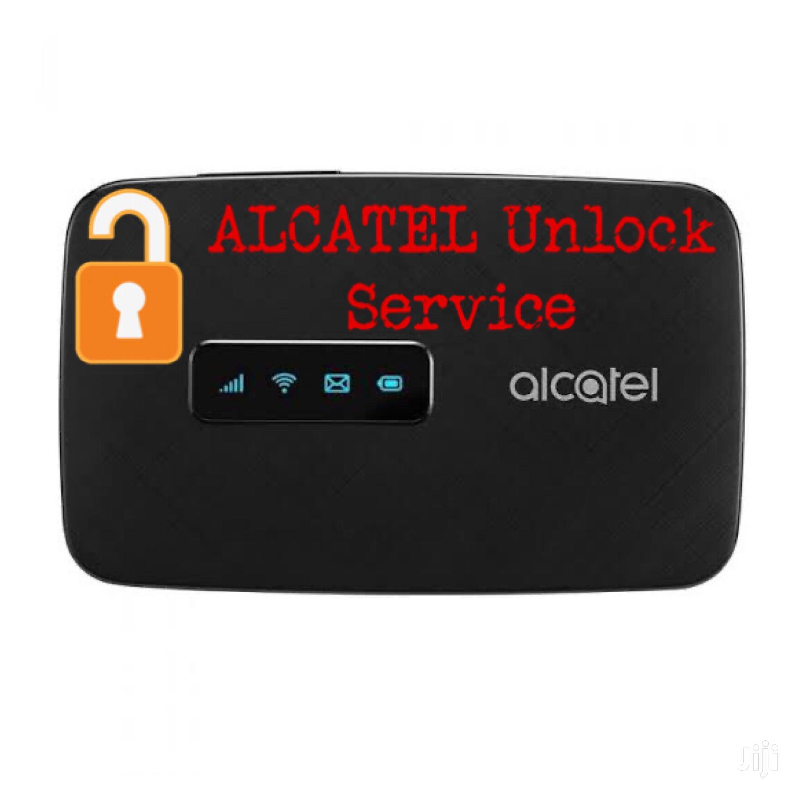 Unlock Alcatel Mifi Linkzone TCL Unlocking Service