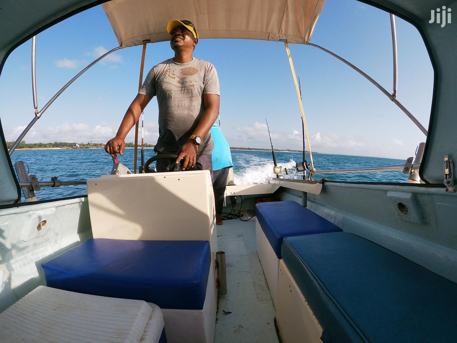 Archive: Boston Whaler 17' Fishing Boat