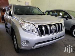 Toyota Land Cruiser Prado 2013 Silver | Cars for sale in Mombasa, Mvita