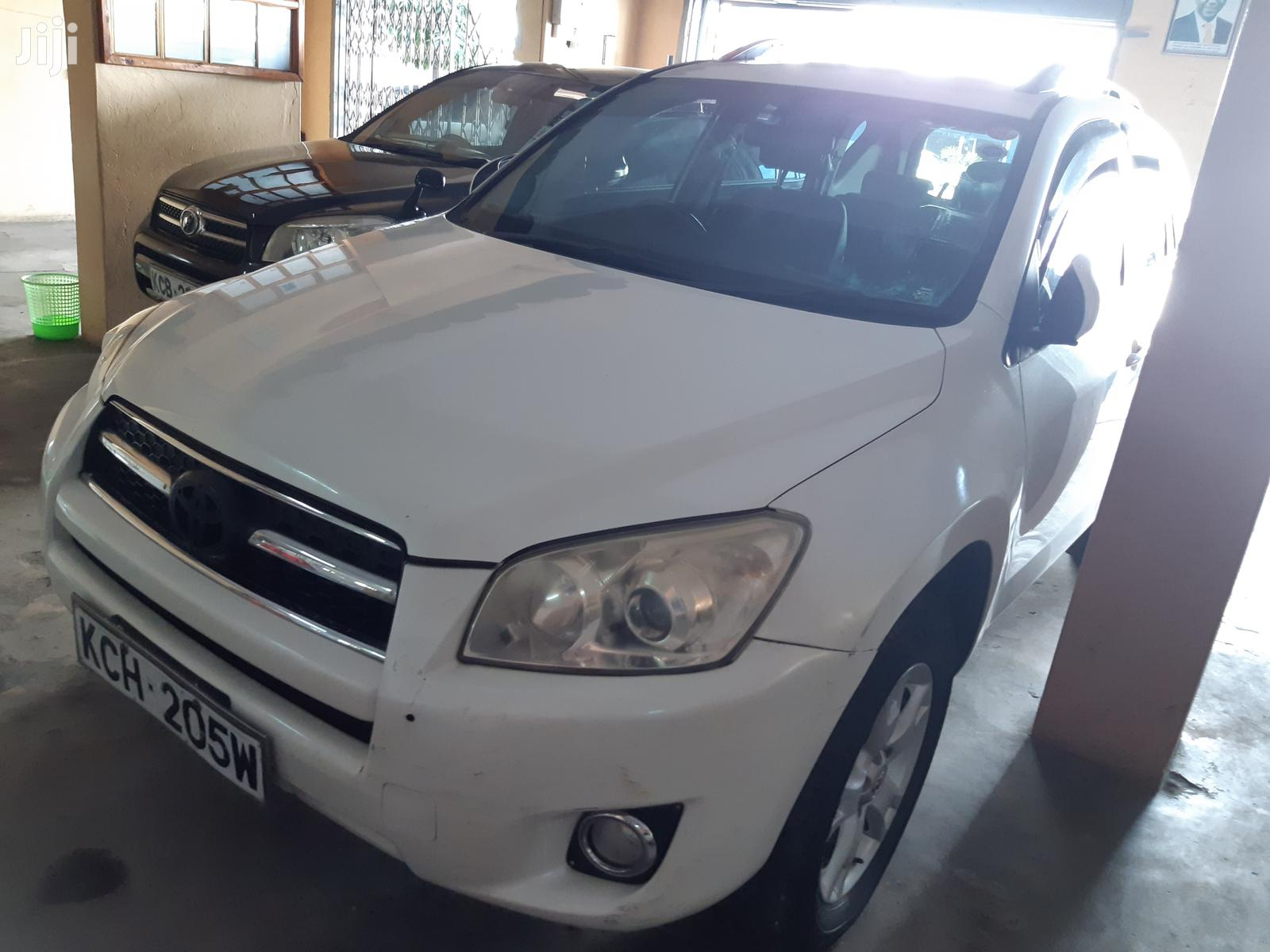 Toyota RAV4 2009 4x4 White | Cars for sale in Mvita, Mombasa, Kenya