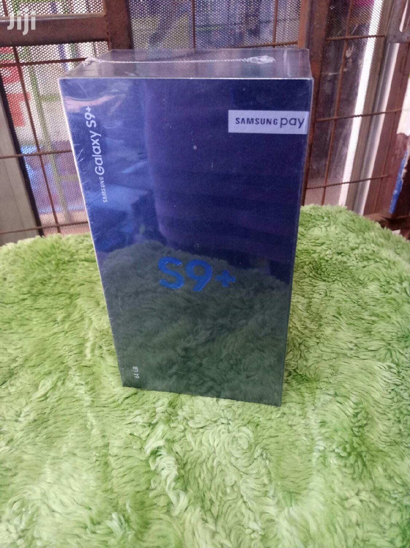Archive: New Samsung Galaxy S9 Plus 64 GB Blue