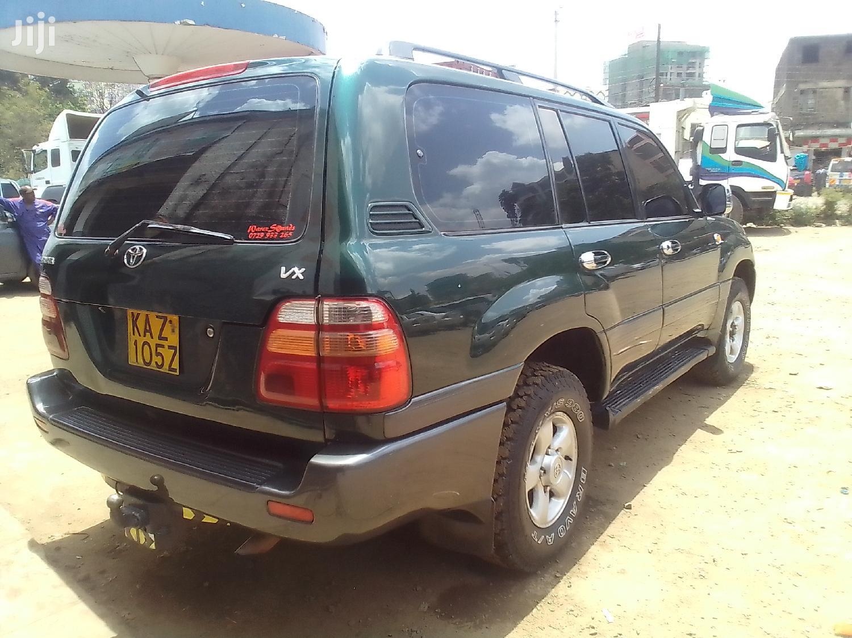 Toyota Land Cruiser Prado 2003 Green   Cars for sale in Nairobi Central, Nairobi, Kenya