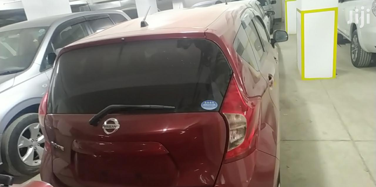 Archive: New Honda Fit 2013 Red