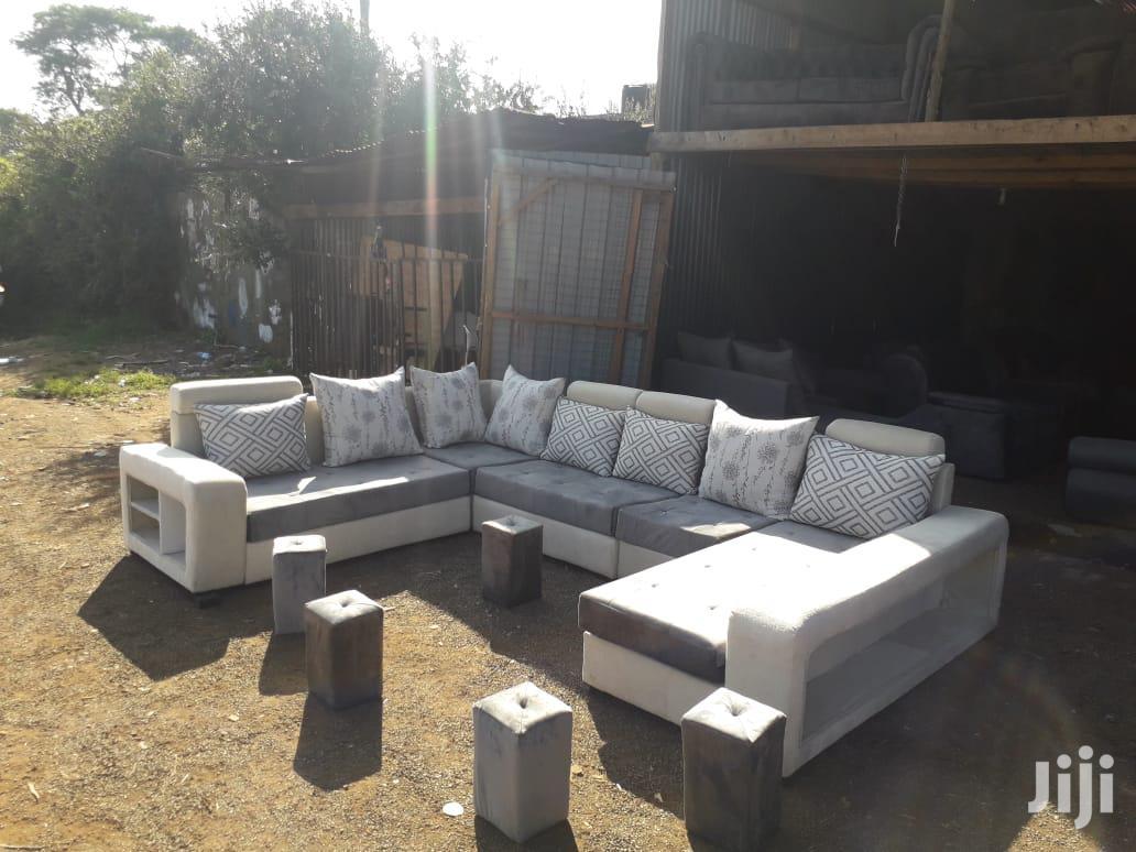 Modern U Shaped Sofa