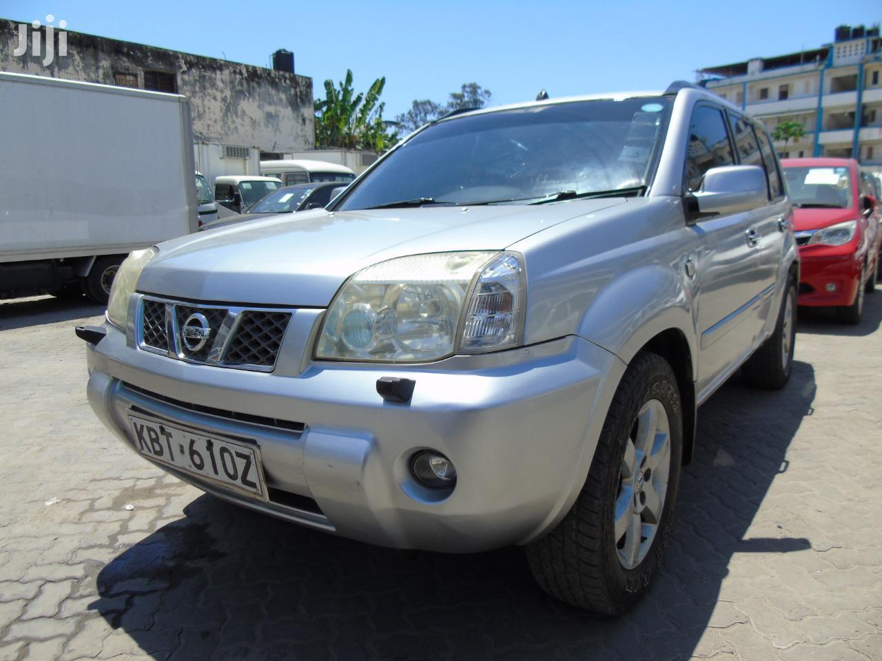 Nissan X-Trail 2005 Silver