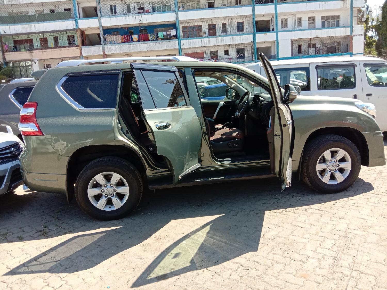 Toyota Land Cruiser Prado 2014 Green | Cars for sale in Mvita, Mombasa, Kenya
