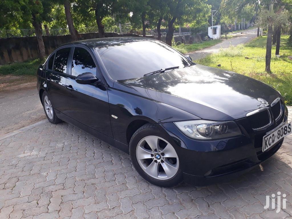 BMW 320i 2007 Blue