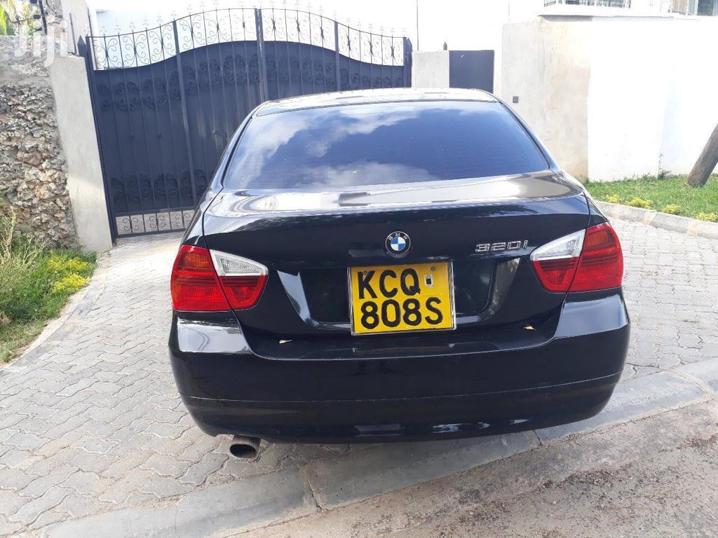 BMW 320i 2007 Blue | Cars for sale in Tudor, Mombasa, Kenya