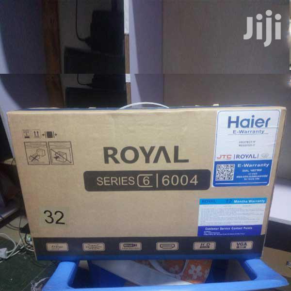 32 Inch Digital Led Royal TV Television