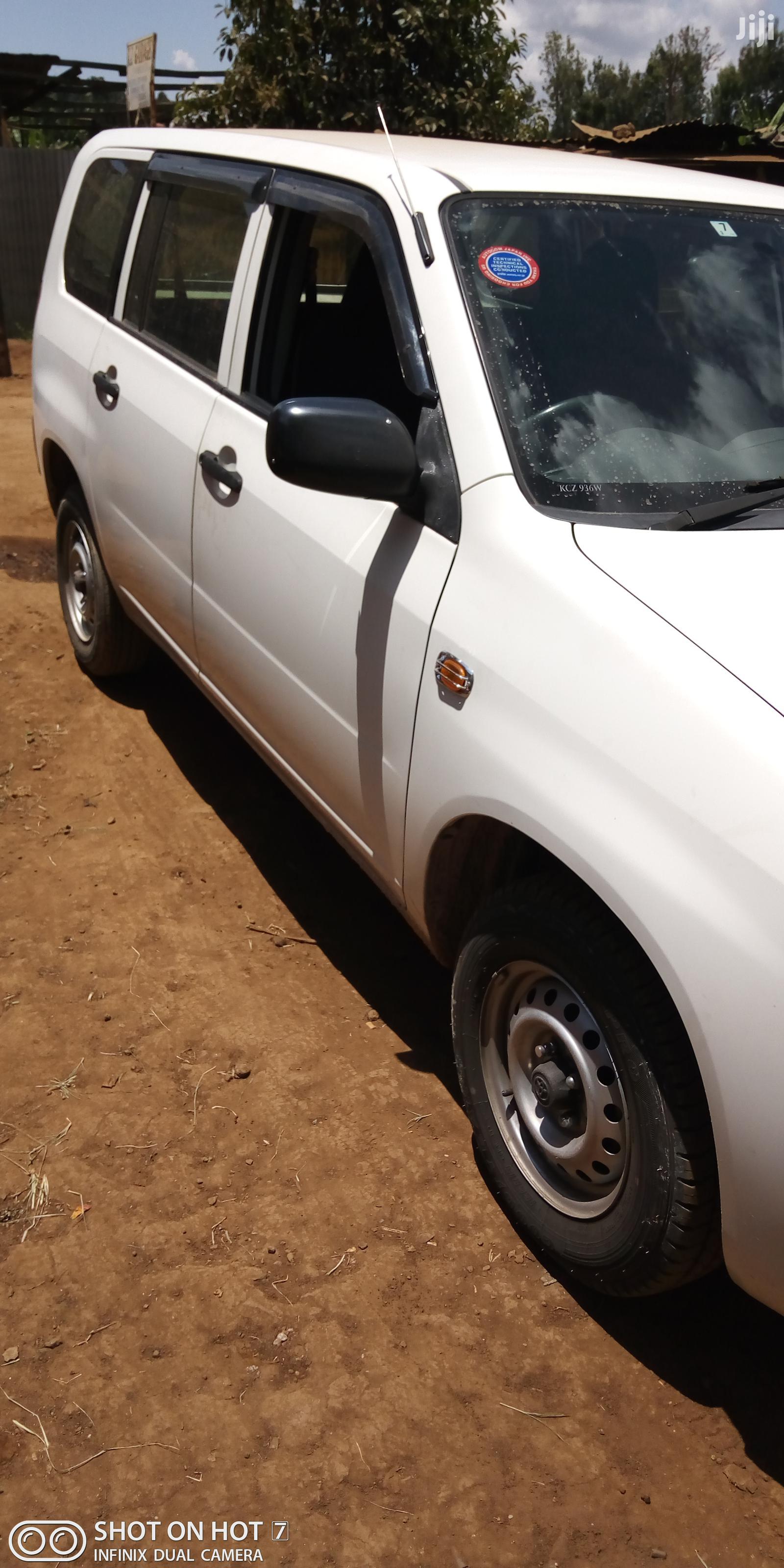 Toyota Probox 2013 White | Cars for sale in Kerugoya, Kirinyaga, Kenya