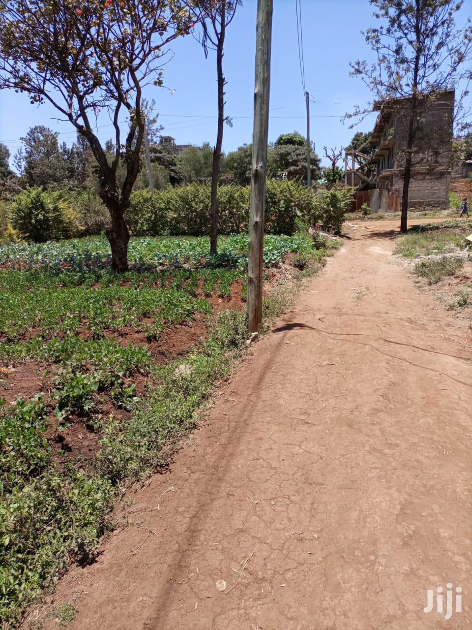 Ruaka Selling Suitable Land For Flats 50 By 60 And 50 By 100 | Land & Plots For Sale for sale in Ruaka/Banana, Kiambu, Kenya