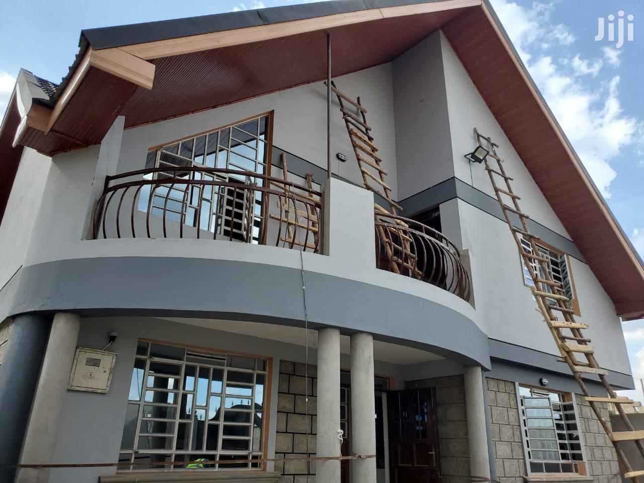 4 Bedroom House For Sale In Matangi Ruiru.